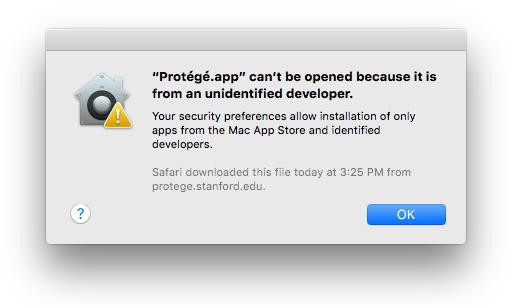 Install Protege5 Mac - Protege Wiki