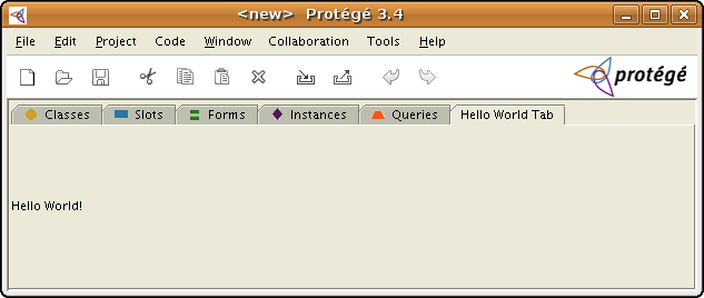 Eclipse plugin Hello World tab.png