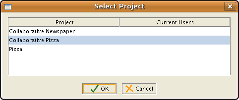 ClientServerTutorial select-server-project.png